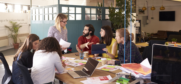 Design Thinking: Lead Change in your Organization